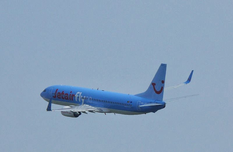 JetairFly Boeing 737-800 (Next Generation)
