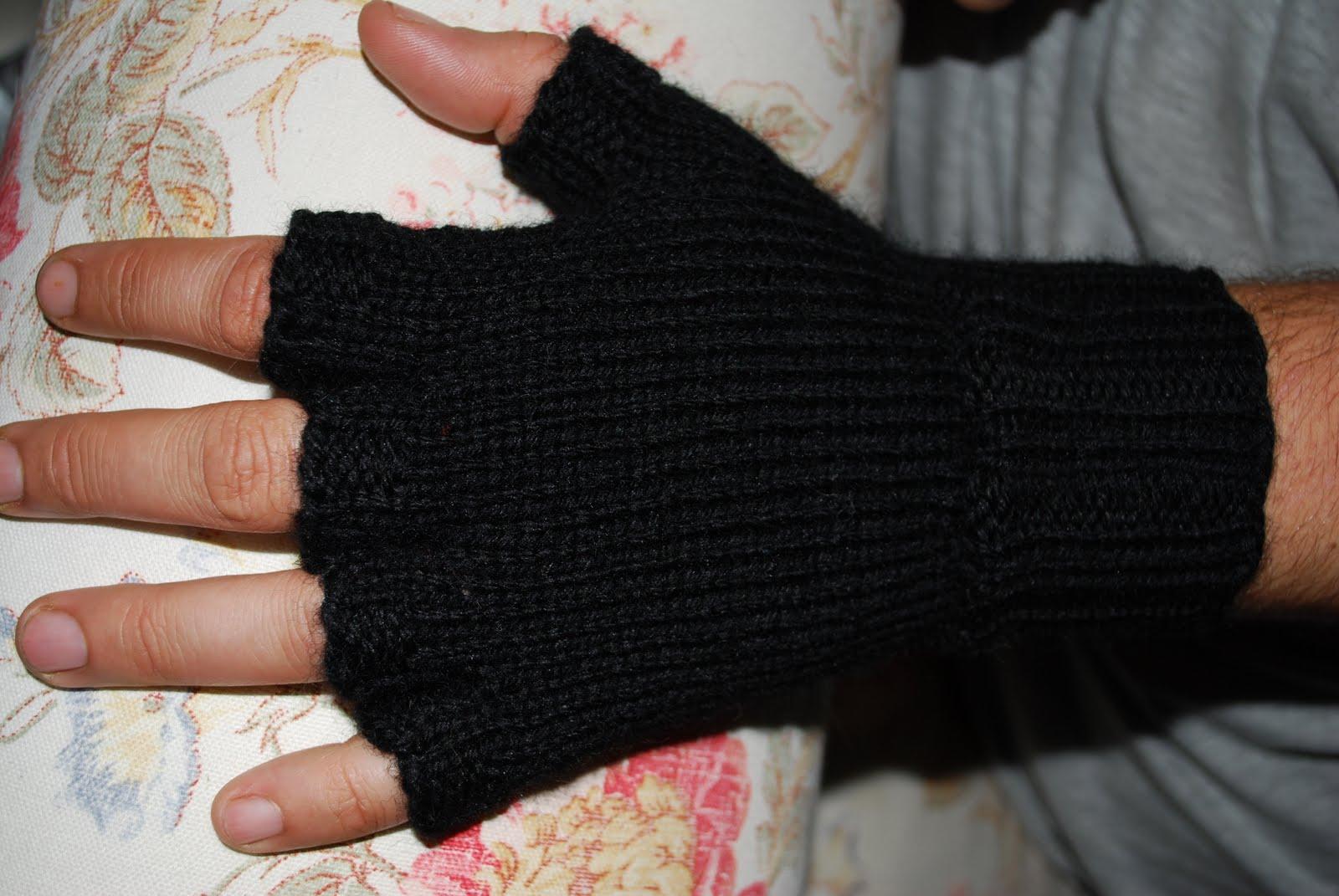 Fingervantar utan fingrar