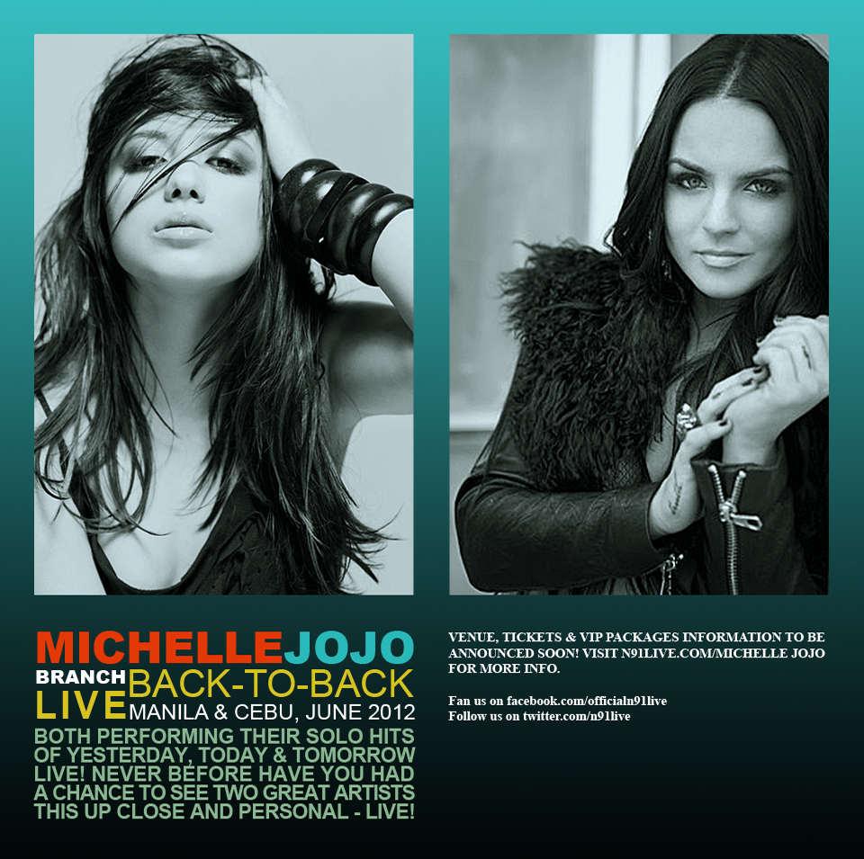 michelle branch and jojo live in manila 2012