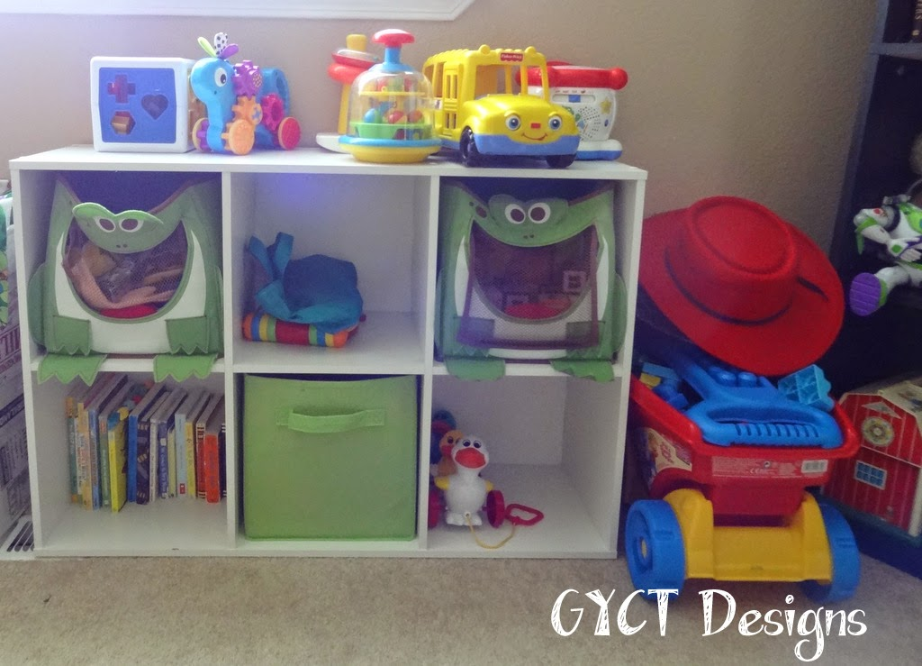 How to Rotate Children's Toys and Books:  Part 2 at GYCT