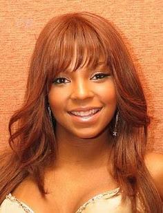 cheveux femme noir lissage photo