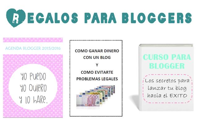 Regalos de reyes para blogger