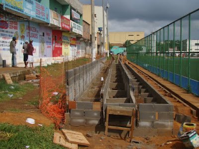 Novas arquibancadas e quadras para os amantes do esporte em São Sebastião-DF