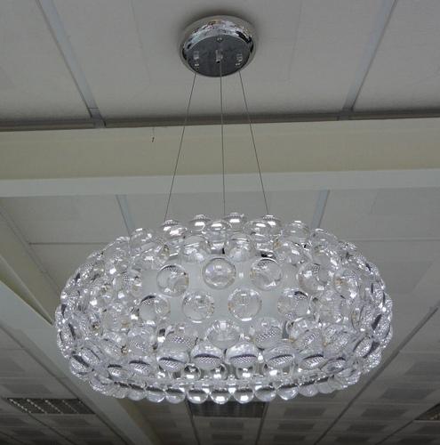 mi casa mi hogar l mparas de cristal modernas de techo On como hacer lamparas de techo modernas