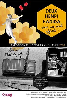 DEUX HADIDA POUR UNE SEULE EXPO
