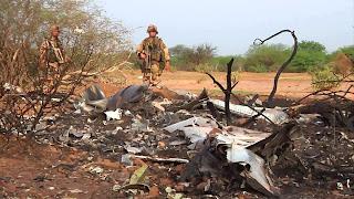 Algeria Airlines AH5017 Crashes