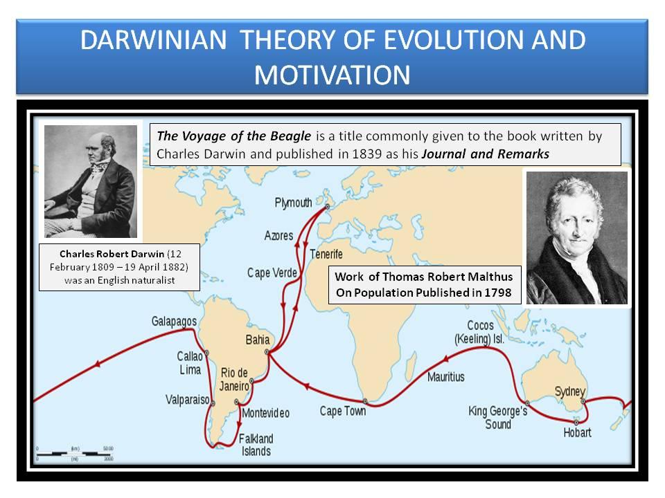 charles darwin theory of evolution essay