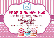 Welcome To Arby's Rumah Kue