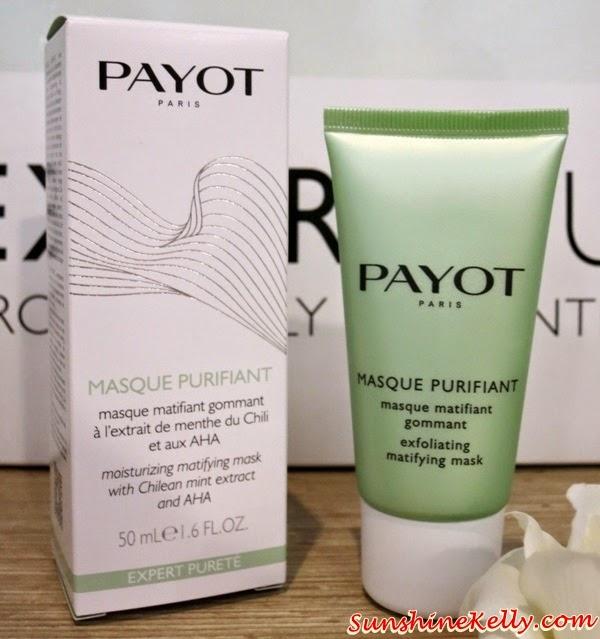PAYOT Masque Purifiant, PAYOT Expert Purete, PAYOT, Sun Sensi, Deodorant Fraicheur naturelle