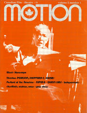 MOTION MAGAZINE vol.5 #1  1976