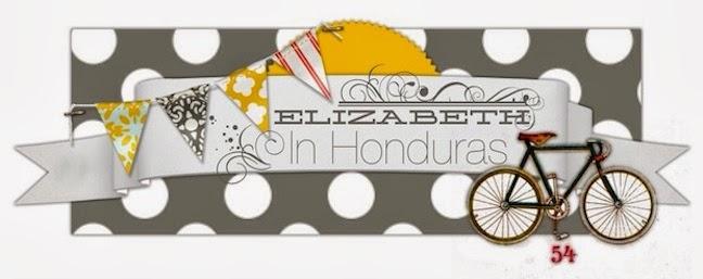 Elizabeth in Honduras