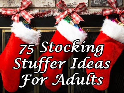 75 cheap stocking stuffer ideas adults the money