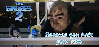 smurfs sequel, smurfs, smurf movie, worst movies of 2013, worst kids movies