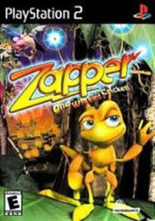 Zapper: One Wicked Cricket   PS2