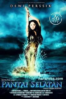 """NIkita Mirzani dalam film """"Pantai Selatan"""" (2013)"""