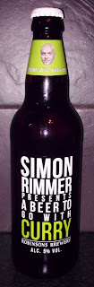 Simon Rimmer Presents A Beer To Go With Curry (Robinsons)