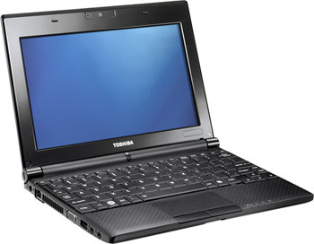 Toshiba NB505-N500BL 10.1-Inch Netbook For Only $229.99