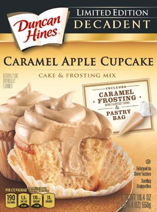 Duncan Hines Apple Coffee Cake