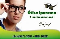 Ótica Ipanema-Lucrécia