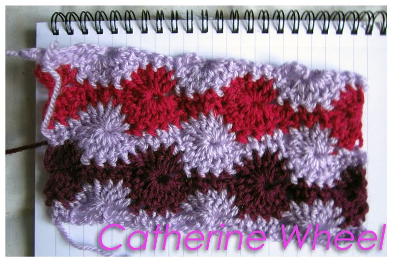 Juicie Lucie Creations: Learning New Crochet Stitches . . .
