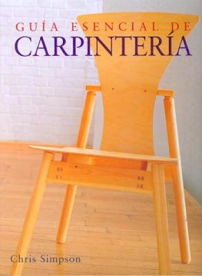 Guia esencial de carpinter a pdf descargar gratis for Proyectos de carpinteria pdf