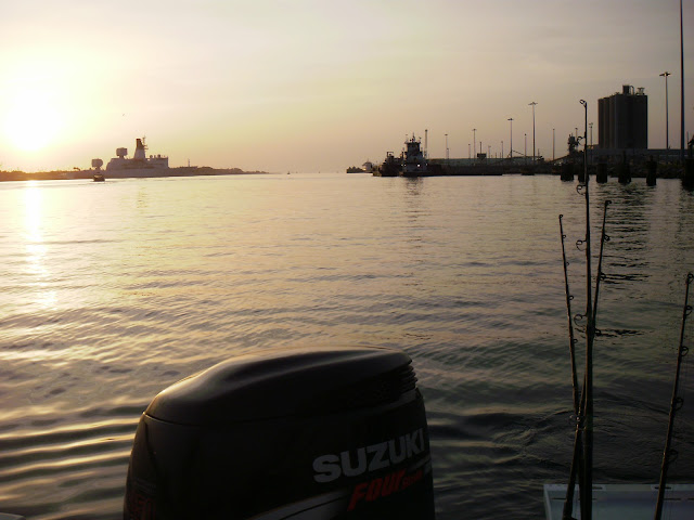 Sunrise Port Canaveral