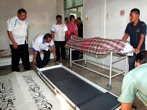 Pelatih PLKN Kem Pinggiran Putra meninggal dunia