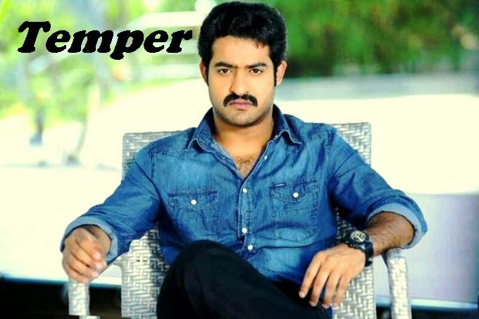 "Temper Movie Listed as Jr. NTR""s & Puri second Film"