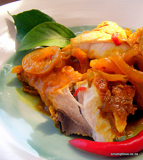 Extra lemony cape malay style pickled fish scrumptious south africa extra lemony cape malay style pickled fish forumfinder Choice Image