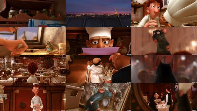 Ratatouille DVDRip Español Latino Descargar