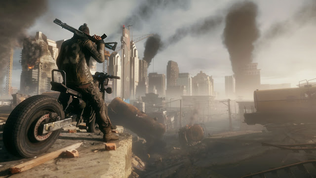 Screenshot of Homefront: The Revolution
