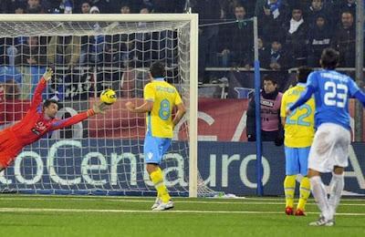 Novara 1 - 1 Napoli (1)