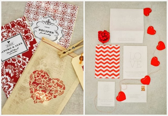 wedding decoration in red inspiration bodas en color rojo inspiración ideas