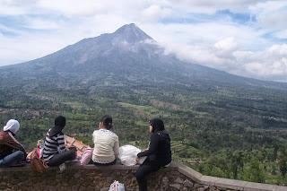 Wisata Ketep Pas Magelang Jawa Tengah