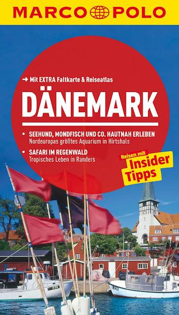Amalie loves Denmark Marco Polo Dänbemark Reiseführer