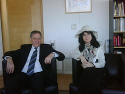 Swiss Consulate Generale Ernst Balzli April 2011