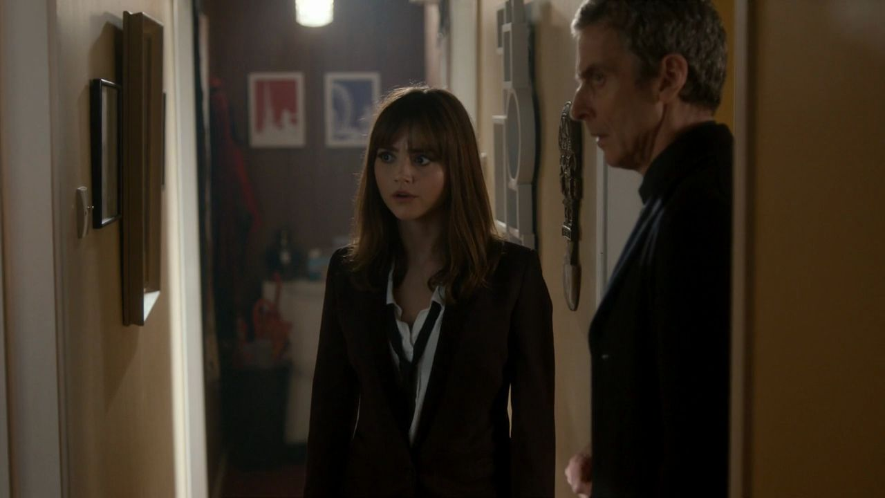 Lotus Amp Fig Rooms On Film Doctor Who Clara Oswald