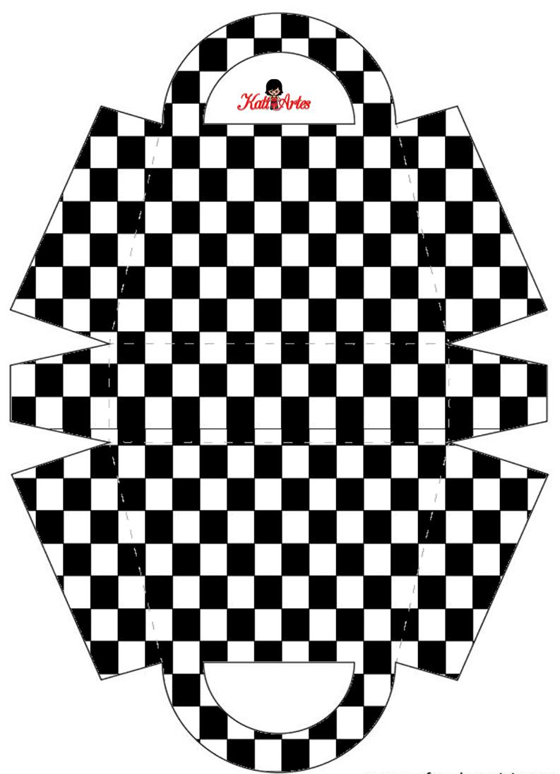 Cuadros blanco y negro: Bolsos para Imprimir Gratis.