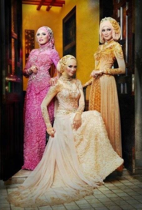 model kebaya muslimah