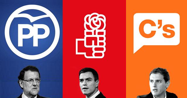 Rajoy llama a formar un gobierno de coalición en España