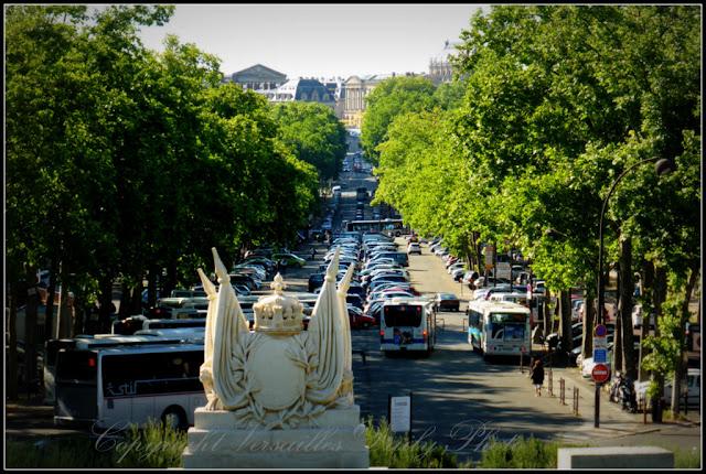 Avenue de Sceaux Versailles