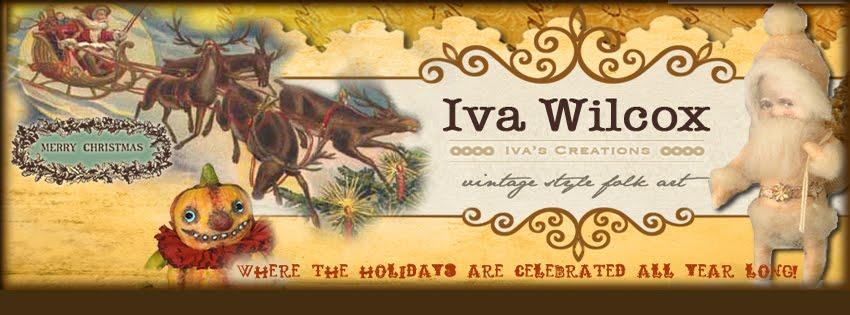 Iva Wilcox, Iva's Creations