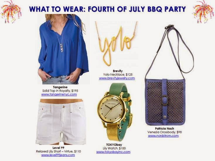 Fourth of July BBQ Fashion