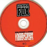 Gemma Fox ft.Mc Lyte - Girlfriends Story (Promo-Cdm) 2004