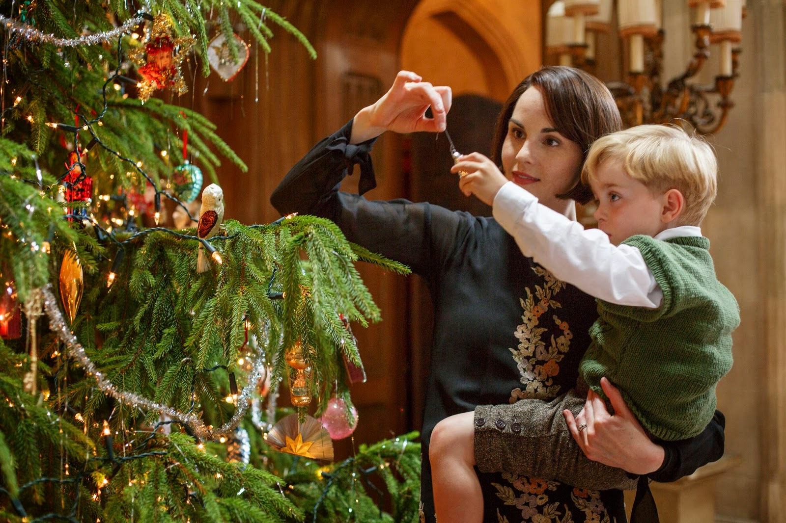 The Jane Austen Film Club: Downton Abbey Season 5 Finale (The UK ...