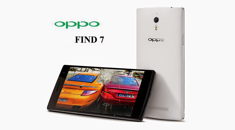 Harga Oppo Find 7 Baru, Harga Oppo Find 7 Bekas, Spesifikasi Lengkap Oppo Find 7