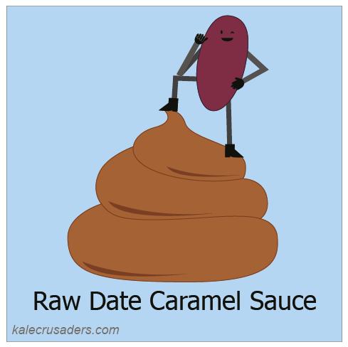 Raw Date Caramel Sauce