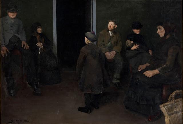 Fattigfolk. I dødens venteværelse - Harald Slott-Møller