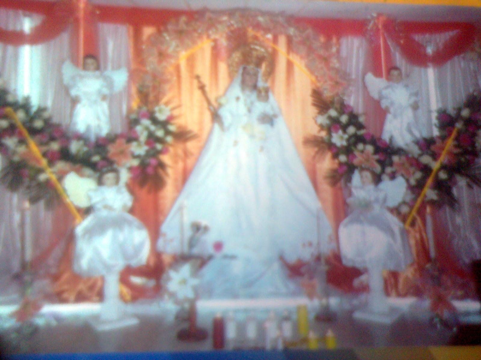 Decoracion Altar Para La Virgen ~ La Decoracion