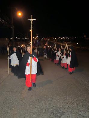 MADRUGADA DEL VIERNES SANTO